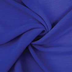 Royal Blue Chiffon Janna