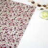 Cute Mixed Red Flower Cotton Printed