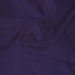 Mulberry Purple Poly Sufi