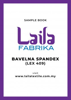 Bavelna Spandex Sample Book