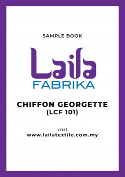 Chiffon Georgette Sample Book