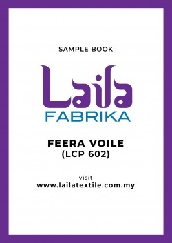 Feera Voile Sample Book
