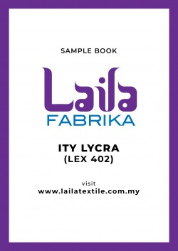 ITY Lycra Sample Book