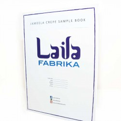 Jameela Crepe Sample Book