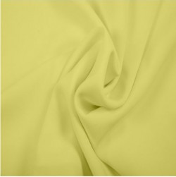 Canary Yellow POLYCREPE