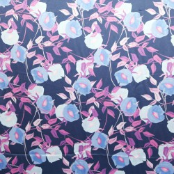 Blue Rose Printed Rosella