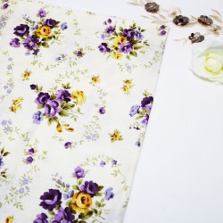 Princess Flower Cotton Printed