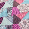 Batik Patch Rayon Printed