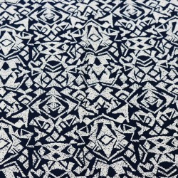 Solid Rock Rayon Printed